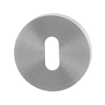Sleutelrozet GPF0901.00 50x8mm RVS geborsteld
