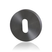 Sleutelrozet GPF0901.00P1 50x8mm PVD antraciet