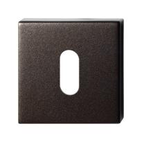 Sleutelrozet GPF1102.A1.0901 50x50x8 mm Dark blend