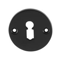 Sleutelrozet GPF6901.00 53x5mm smeedijzer zwart