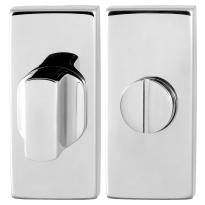 Toiletgarnituur GPF0903.41 50x8mm stift 8mm RVS gepolijst