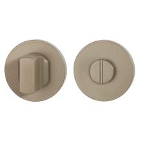 Toiletgarnituur GPF1105.A4.0910 50x6 mm stift 8 mm Champagne blend grote knop