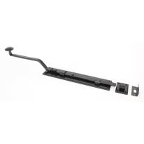 Wardlo deurschuif 435mm smeedijzer zwart
