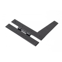 Wardlo heng 228x230mm smeedijzer zwart