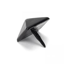 Wardlo siernagel 25x25mm smeedijzer zwart