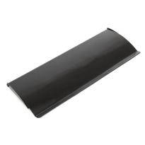 Wardlo tochtklep 355x127mm smeedijzer zwart
