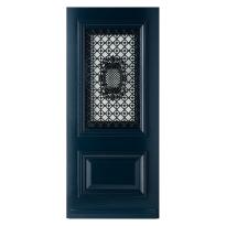 WK1116 rooster voordeur