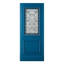 WK1117 rooster voordeur