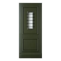 WK1144 rooster voordeur