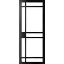 WK6316 stompe glasdeur industrieel