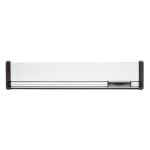 AXA 6206 briefplaat aluminium F1