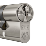 DOM Plura profielcilinder SKG**, halve cilinder