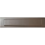 GPF9830.A3 briefplaat Mocca blend 340x77 mm