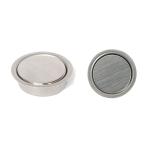 Magneetsluiting onzichtbaar, deurdikte minimaal 30 mm