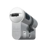 Mauer profielcilinder, New Wave 6 serie, dubbele cilinder, vernikkeld