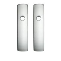 Binnendeurschilden AXA 6210 blind aluminium