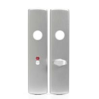 Binnendeurschilden AXA 6210 WC63/8 aluminium