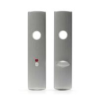Binnendeurschilden AXA 6210 WC72/8 aluminium