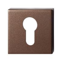 Cilinderrozet GPF1102.A2.0902 50x50x8 mm Bronze blend