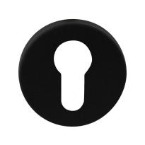 Cilinderrozet GPF8902VZ 53x6mm zwart