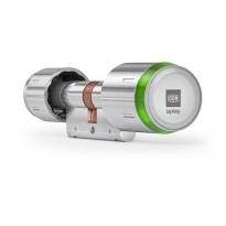 DOM Tapkey Pro elektronische knopcilinder SKG***, 1-zijde gecontroleerd
