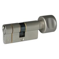 Iseo F6 Extra S veiligheidsprofielcilinder, knop cilinder
