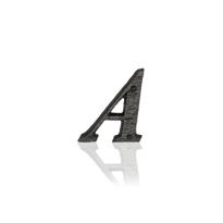 Landelijke huisnummer toevoeging letter 'A'