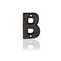 Landelijke huisnummer toevoeging letter 'B'