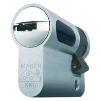 Mauer profielcilinder, New Wave 4 serie, halve cilinder