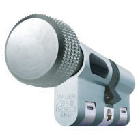 Mauer profielcilinder, New Wave 5 serie, knopcilinder