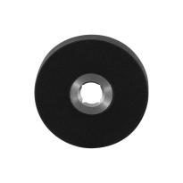 Rozet GPF8100.05 50x6mm zwart
