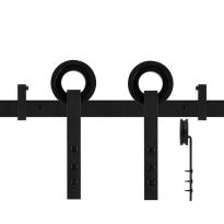 GPF0505.61 schuifdeursysteem Neula zwart