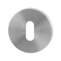 Sleutelrozet GPF0901.05 50x6mm RVS geborsteld