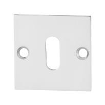 Sleutelrozet GPF0901.48 50x50x2mm RVS gepolijst