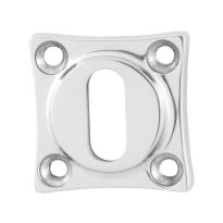 Sleutelrozet GPF0901.49 38x38x5mm RVS gepolijst