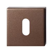 Sleutelrozet GPF1102.A2.0901 50x50x8 mm Bronze blend