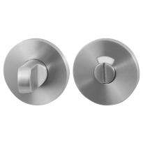 Toiletgarnituur GPF0903VR 53x6mm stift 8mm RVS geborsteld