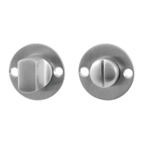 Toiletgarnituur GPF0904.07 38x2mm stift 5mm RVS geborsteld