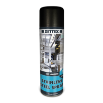 Zettex Stainless Steel Spray 500 ml