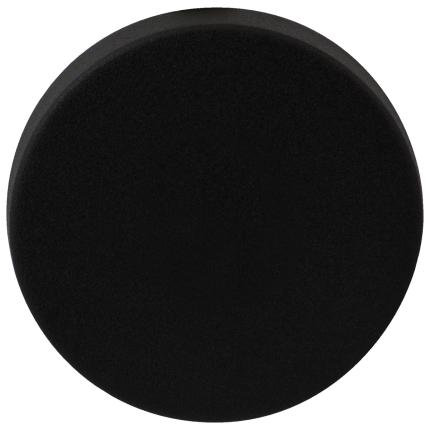 Blinde rozet GPF8900.00 50x8mm zwart