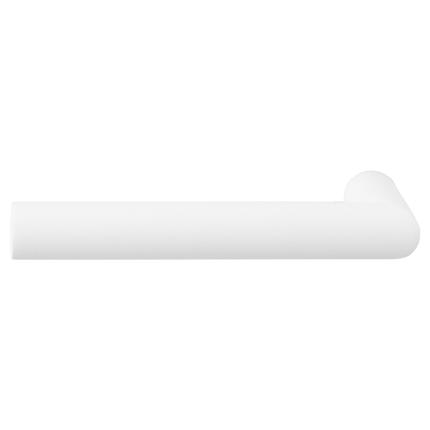 GPF8212 Toi deurkruk wit links-/ rechtswijzend