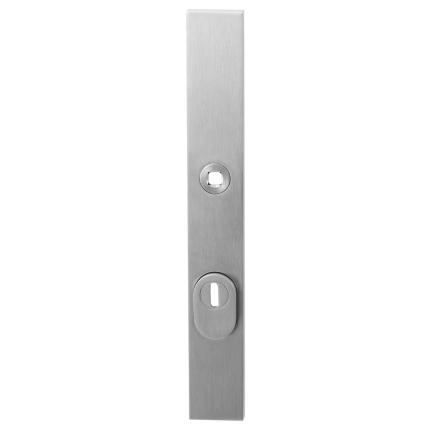 GPF9038.09 veiligheidsbuitenschild met kerntrekbeveiliging
