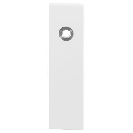Kortschild GPF8100.55 wit