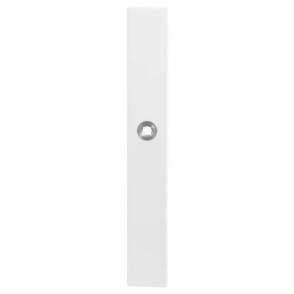 Langschild XL GPF8100.85R rechtsdraaiend wit