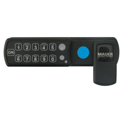 Mauer EOLcam® Classic lockerslot horizontale montage links, 1 vaste gebruiker