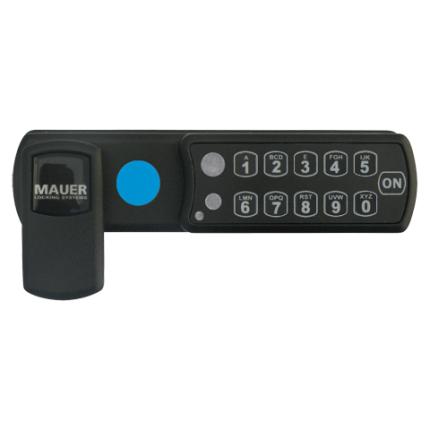 Mauer EOLcam® Classic lockerslot horizontale montage rechts, 1 vaste gebruiker