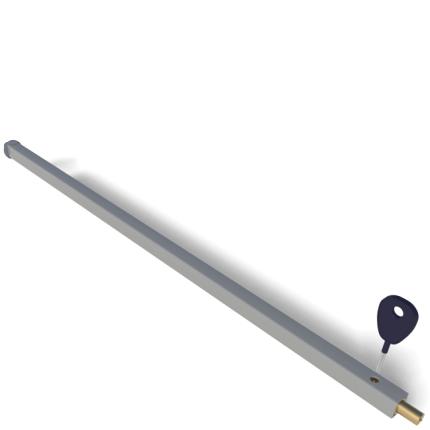 SecuMax garagedeurbeveiliging basic 2930mm
