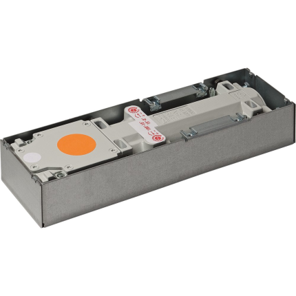 Vloerveer Dorma BTS75V sluitkracht EN 1-4 met 90 graden stop