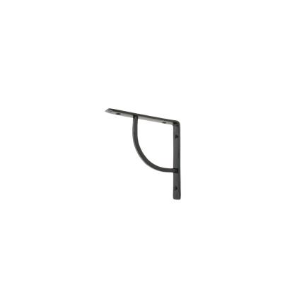 Wardlo plankdrager 152x152mm, smeedijzer zwart