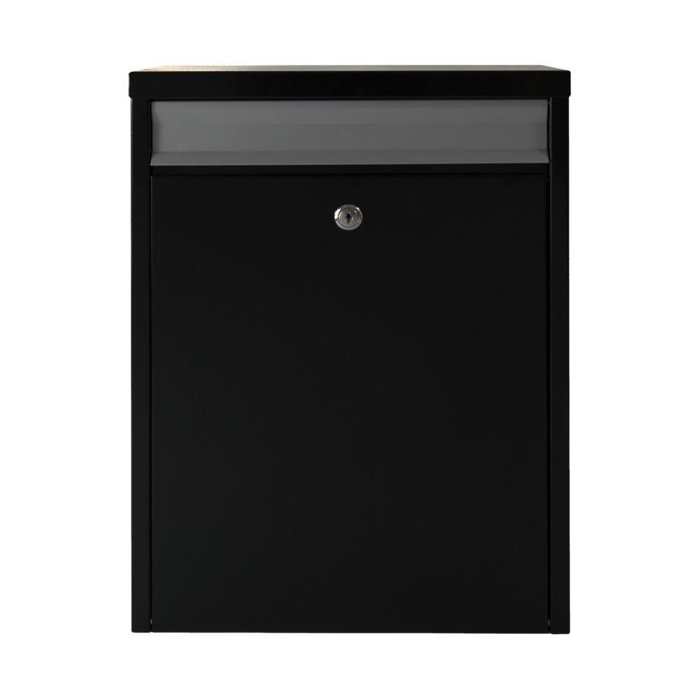 Sfeerimpressie postkast zwart zilver.jpg